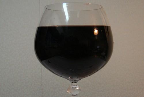 ワイン1杯